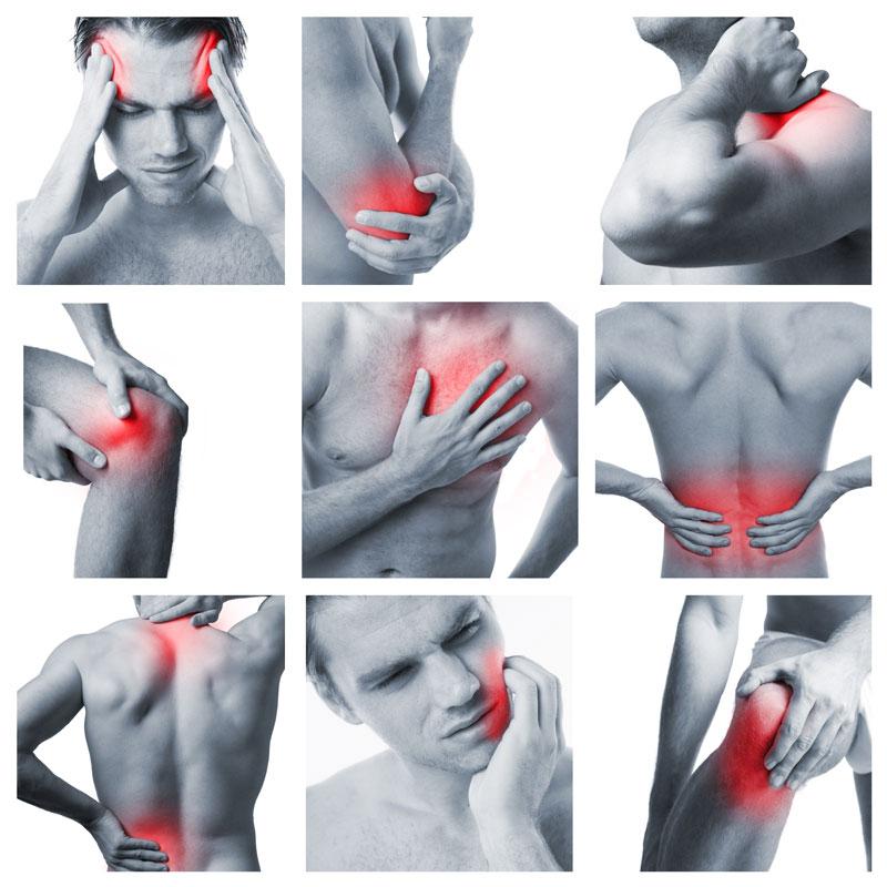 Traitement des douleurs rachidiennes et articulaires